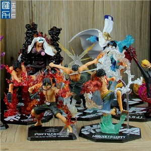 high details custom made anime action figure toys for collection