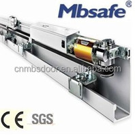 Mbsafe best price high quality automatic sliding door system, sliding gate motor italy