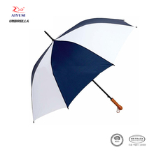 Multi-color custom logo printing outdoor advertising promotional golf umbrella