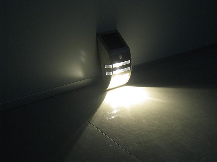 Licht En Bewegingssensor : 2 led lamp licht aaa ni mh batterij bewegingssensor waterdichte mini