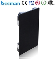 foldable full color led curtain screen 2015 Leeman P1.5 SMD full color led net screen