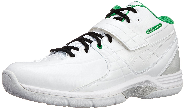 Asics Men's Gelsclutch Artificial Leather Basketball Shoes