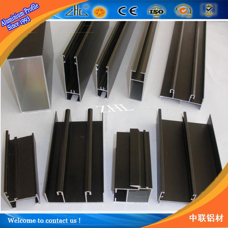 Genial perfil de aluminio para partici n de aluminio for Colores de perfiles de aluminio