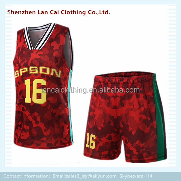 new arrival full sublimation basketball jersey uniform basketball league team sportswear