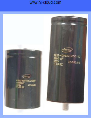 Aluminium Electrolytic Capacitors FE20 FE22 series