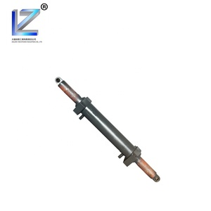 Rotary steering hydraulic cylinder for 20T forklift