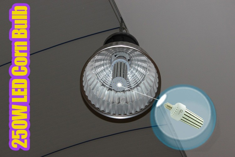 250w Led Corn Lighting Light E39 E40 Mogul Socket Led