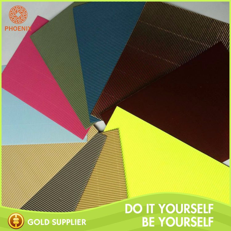 Stocklot Golden Origami Craft Ivoor Board Papier