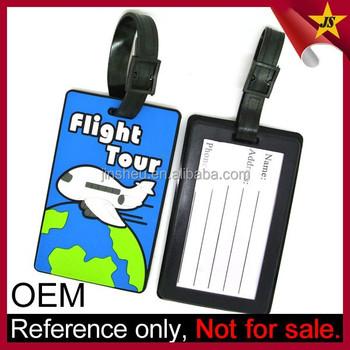 Business card standard size pvc plastic wholesale luggage tags buy business card standard size pvc plastic wholesale luggage tags reheart Images