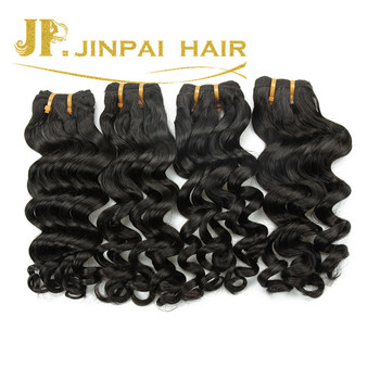 JP Hair 100% Human Brazilian Virgin Loose Body Wave Hair Extensions