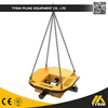 Cutting concrete break pile head KP450S concrete groove cutter