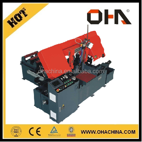 "INTL ""OHA"" Brand H-500HA II NC Saw Machine, scroll saw, aluminum cutting machine"