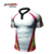 100% polyester Ademend blank authentieke rugby jerseys wear team set rugby jersey