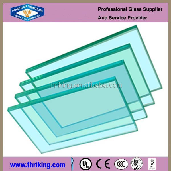 Thriking 3mm-19mm Flat/Bent TEMPERED GLASS with 3C/CE/ISO certificate