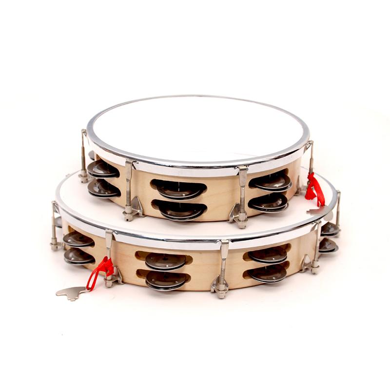Tambourines 8 Single W//O Head Music Treasures Co