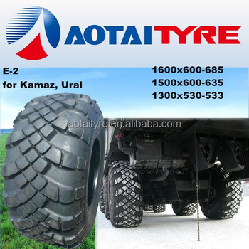 Chinese Military Truck Tire 1220x400-533(400/80-21)
