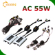 Factory Price AC DC HID Kit 35w 55w HID Replacement kit H1 H3 H4 H7 H11 H13 9005 9006 9007 9008 HB3 HB4 D1S canbus hid xenon kit
