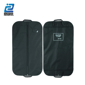 wholesale fancy non woven mens suit garment bags