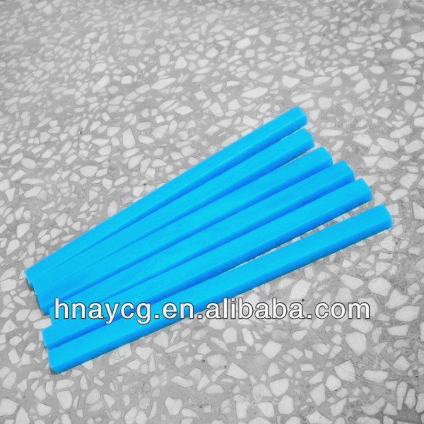 UHMWPE Plastic Protective Strip to Match Rubber
