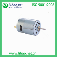 HRS-380SH micro motor for electric tool spec