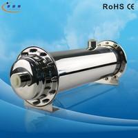 Food Grade PAN Ultra Filtration Membrane 304SS Water Filter Housing Central Water Purifier