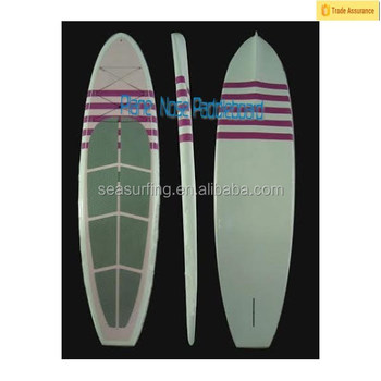 2015 New Year Made Paddle Board Blanks Solid Color Stand