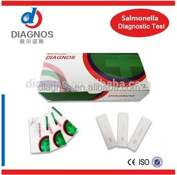 Sale Medical Device Salmonella Antigen Test Kits Feces