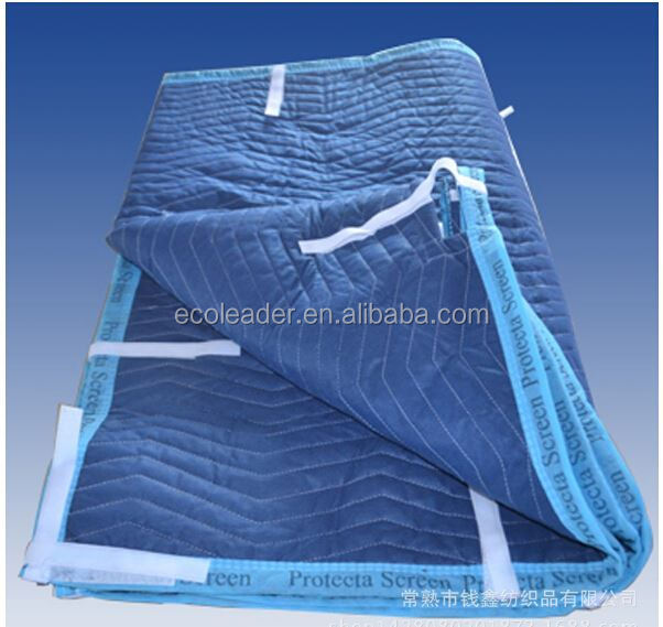 High quality moving blanket, furniture blanket, sofa cover