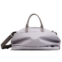 online New design fancy style polyester cheap travel folding gym duffle bag
