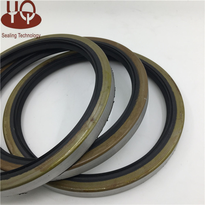 split mechanical manual hydraulic cylinder pump Iron shell oil seal