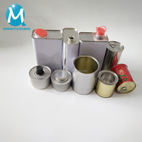 Factory Price Small Galvanized Tin Bucket Tinplate Bucket Pail