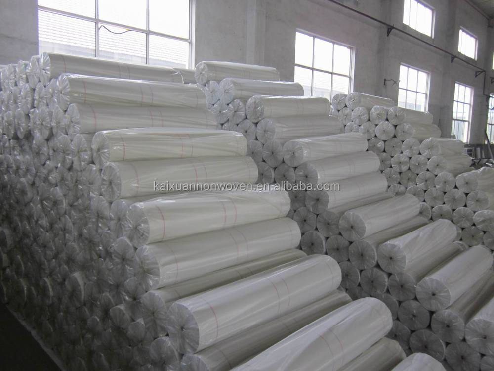 manufacturer] 75gsm Stitch Bonded Polyester Roofing Fabric ...