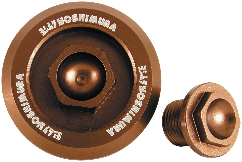 Yoshimura Engine Plug Kit for 2003-2005 YZF-R6, 2006-2009 R6S, 2006-2013 R6V - One Size