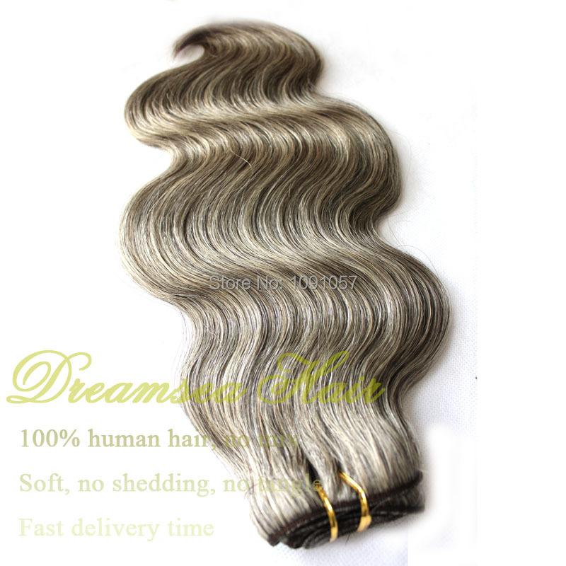 Buy Wholesale Aliexpress Brazilian Hair Piano Color Grey Human Hair