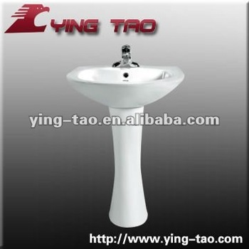 Wash Trough Sink Stand Alone Free Standing Bathroom