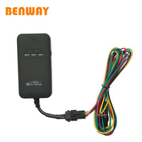 GSM GPRS GPS Tracker for Car Motorbike Truck Bus Real-time Tracking device for fleet management