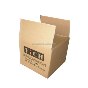 5 LAYERS STRONG MATERIAL PAPER PACKING BOX FOR MACHINE SHIPPING ON SALE