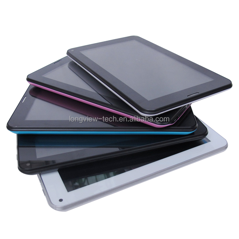 "2015 Newest 7"" cheapest tablet pc 2g sim card slot"
