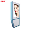 Factory hot 32 inch vertical lcd touch screen kiosk LG waterproof anti-fog sunlight viewable 2500 nits outdoor lcd monitor