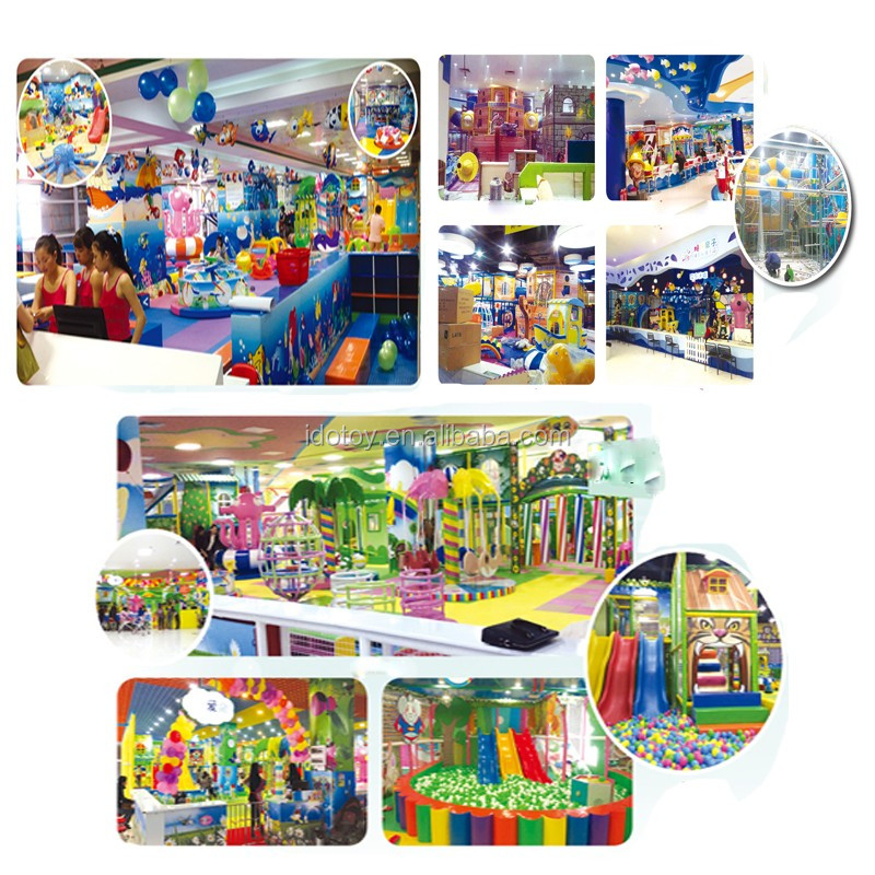 Toys For Restaurants : Fast food restaurants indoor playground popular