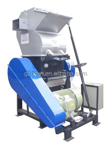 Abs plastic recycling small plastic recycling machine abs pc plastic scrap recycling
