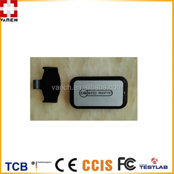 Vt-3001p Active Rfid Tag For Car Parking Solution/vehicle Tracking ...