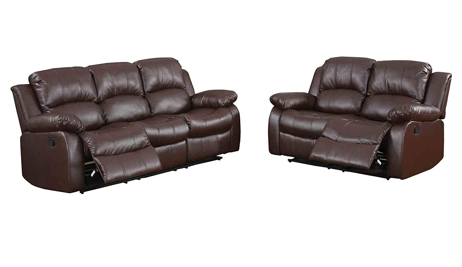 Cheap Brown Leather Reclining Sofa, find Brown Leather ...