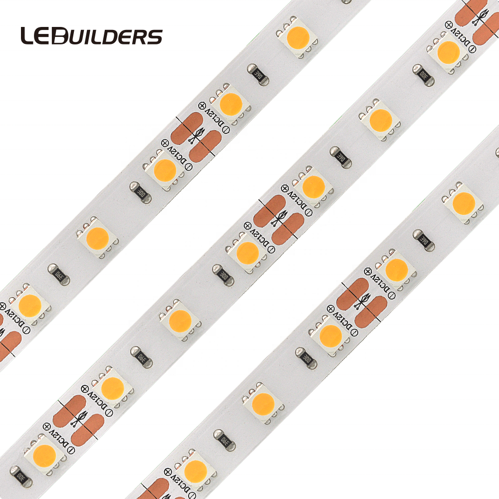 Hot selling led strip 5050 heat resistant led strip light 60leds/m 24V factory from China