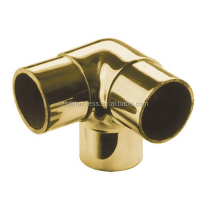 Threaded 3 way 304 ss316L stainless steel 90 degree elbow prices