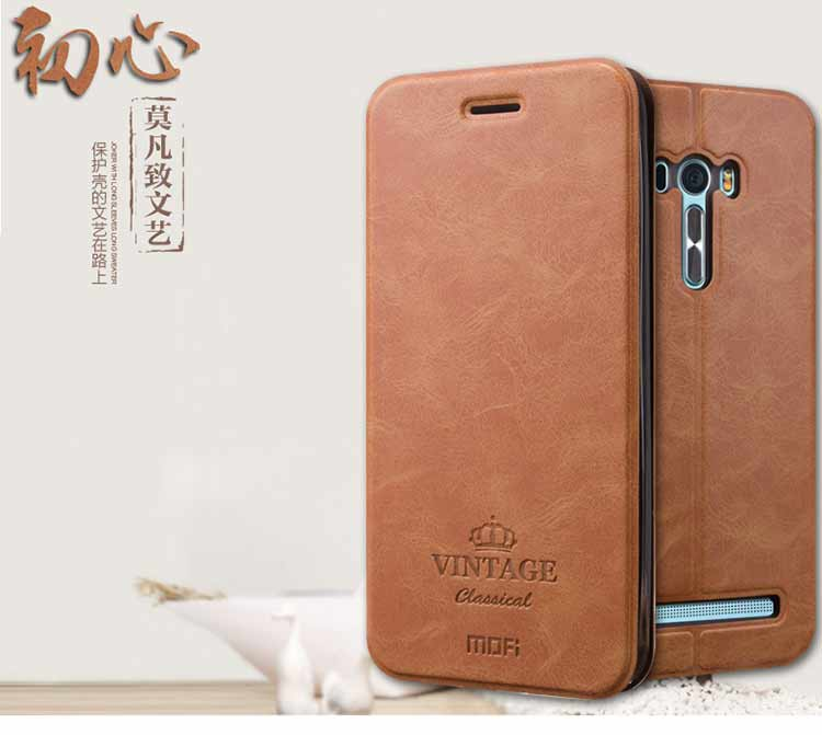 huge discount 891f1 08d89 Mofi Stand Smart Leather Flip Cover Case For Asus Zenfone 3 Max 2 4 5 6  Selfie Deluxe Go K004 Pegasus Laser Go Zd551kl Zu680kl - Buy Flip Cover  Case ...