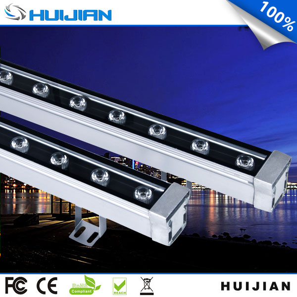 Factory provide 24W led wash RGB light LED wall wash bar lamp for outdoor and indoor places