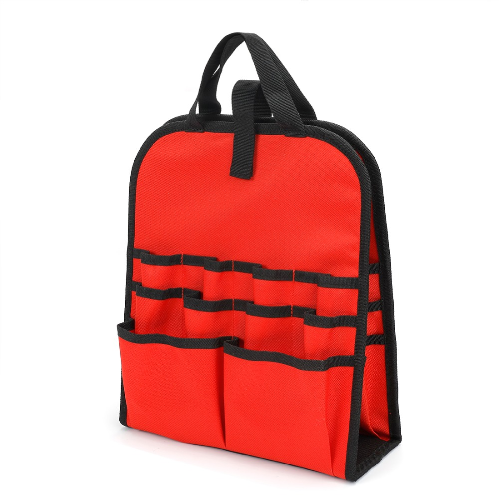 18d1f0dce3 2019 WORKPRO 17 Backpack Tool Bag With Handbag Tool Storage Bags ...