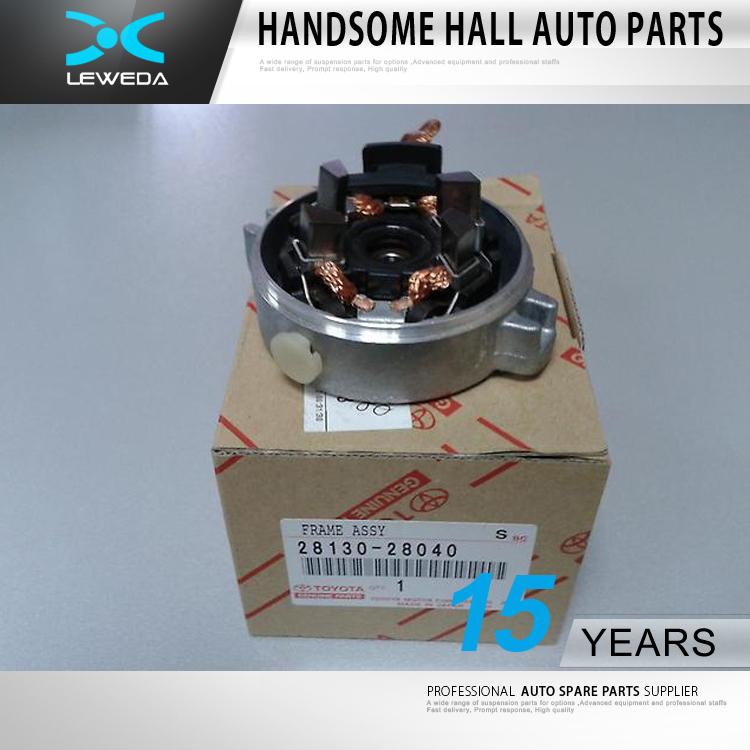 Auto Starter Brush Holder For Toyota Camry Acv30 Previ Acr50 28130: Toyota Starter Parts At Diziabc.com