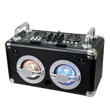 PA speaker system/party speaker with bluetooth wireless/active PA system